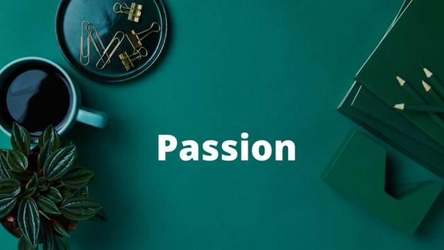 Passion Dalam Ngeblog - Perlukah