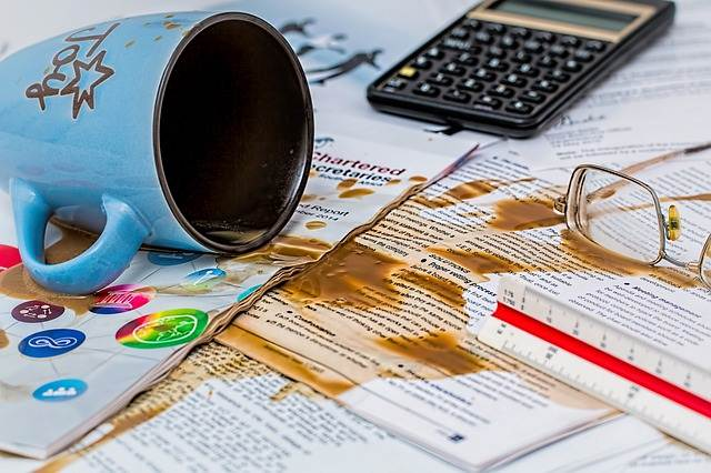 Membuat Kesalahan Bagian Kehidupan Seorang Blogger